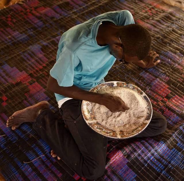Alfredo Cáliz presenta Mauritania en fotos, en Madrid