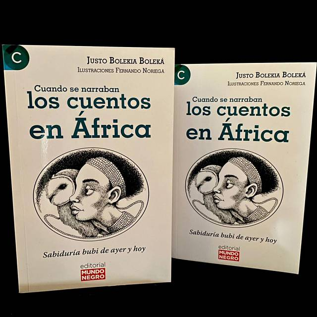 Nuevas publicaciones de Justo Bolekia Boleká