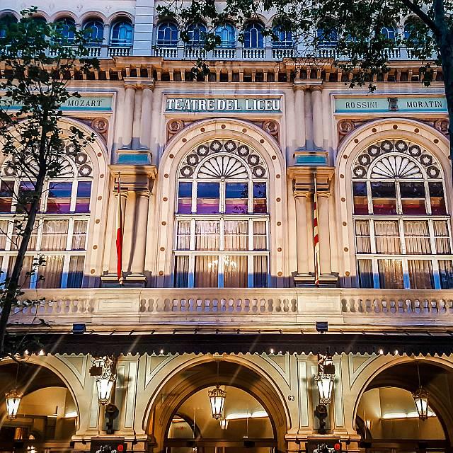 El Liceu de Barcelona celebra su 175º aniversario