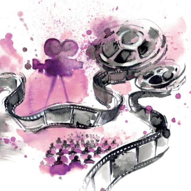Rosi Legido con 'Escondidas en el cine', en la Feria del Lib