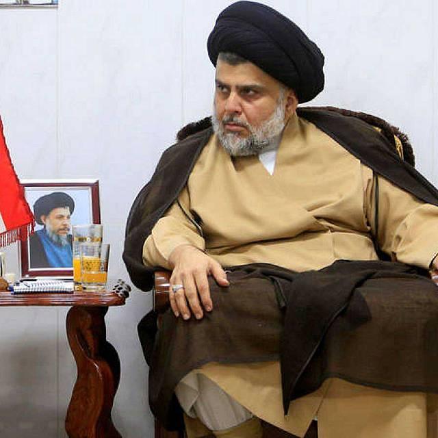 El clérigo Muqtada al Sadr gana las elecciones en Irak