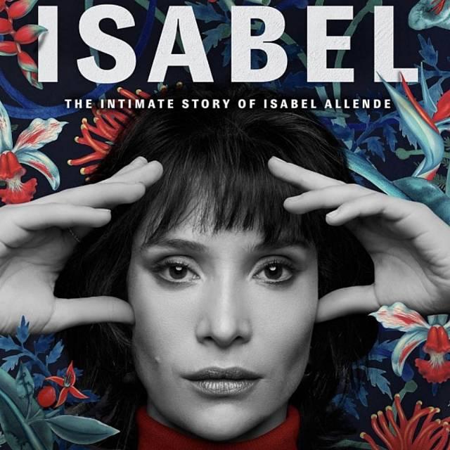 Daniela Ramírez, protagonista del biopic d'Isabel Allende