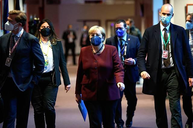 Merkel se despide del Consejo Europeo
