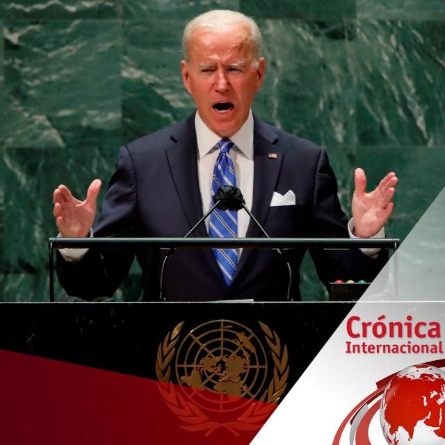 """""""No estamos buscando una nueva Guerra Fría"""""""