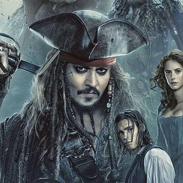 Los 'Piratas del Caribe' desembarcan en 'De película'