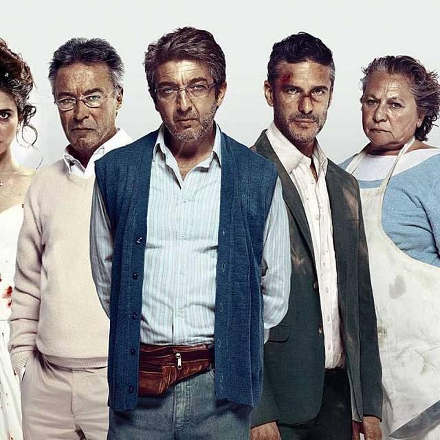 La película 'Relatos Salvajes' con Ricardo Dar