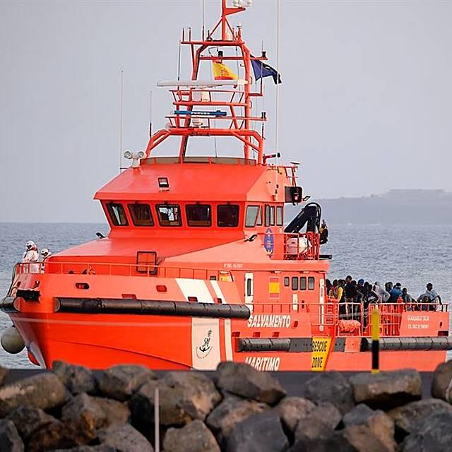 El salvamento marítimo en España, la vida por la vida