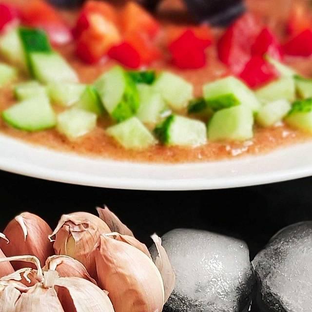 Sabor a verano: ¡Al rico y refrescante gazpacho!