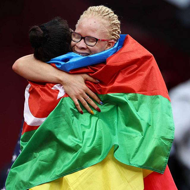 Adiaratou Iglesias, entrega y vocación por el atletismo