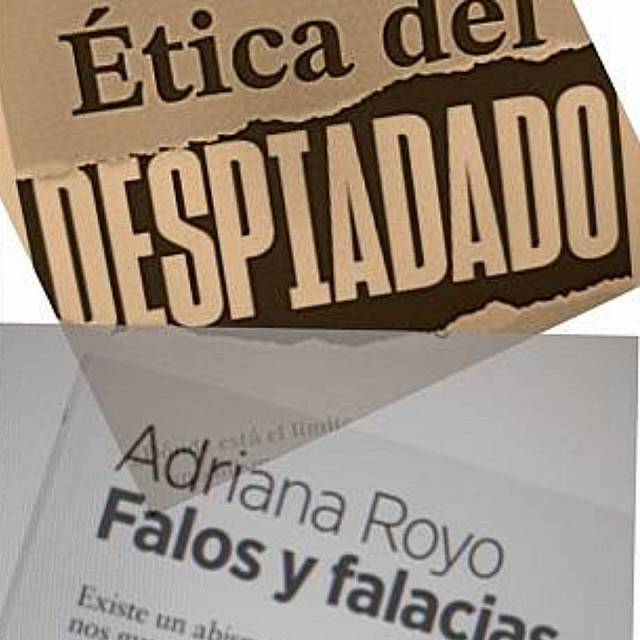 'Ética del despiadado' de Adriana Royo, saber decir no