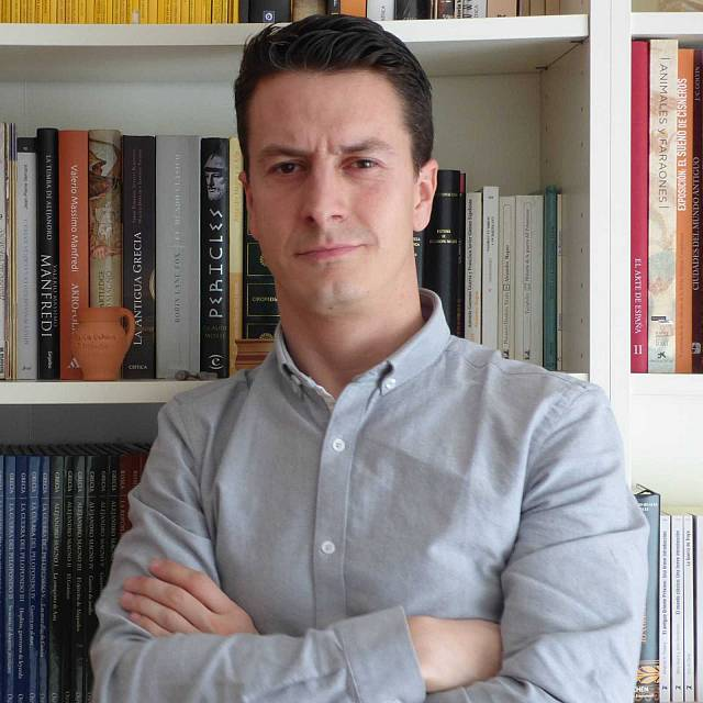 Mario Agudo Villanueva, buscando certezas en la mitología