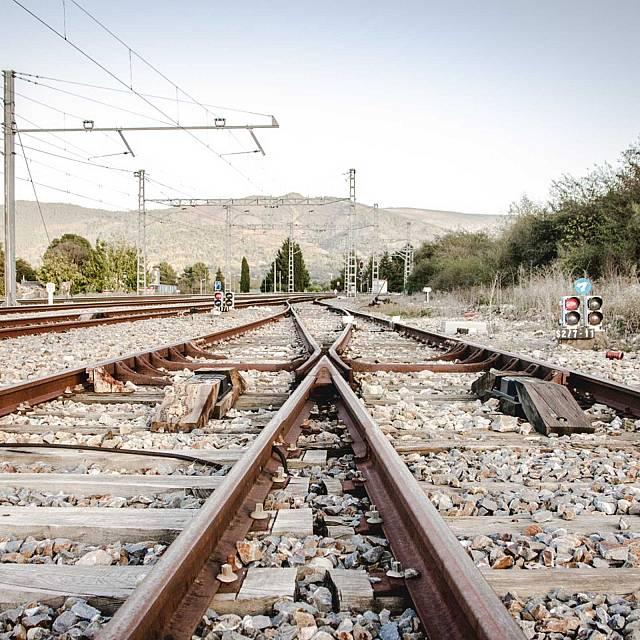 Una semana de lucha por un tren que cohesione el territorio