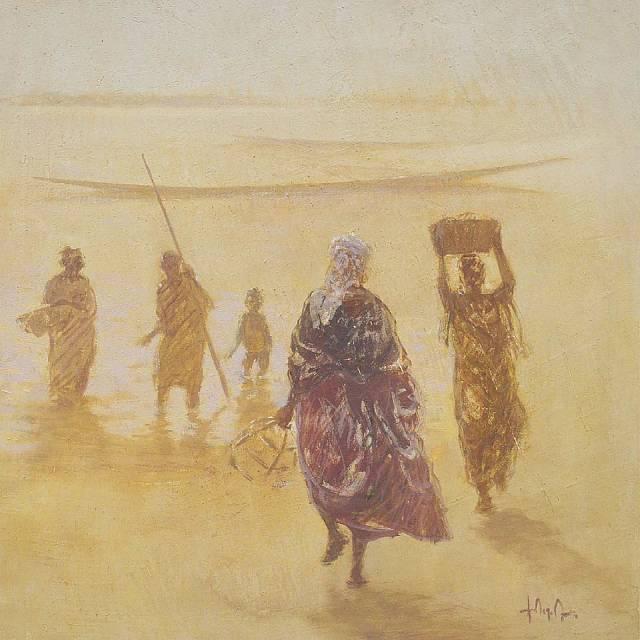 'Mujeres del Sahel'