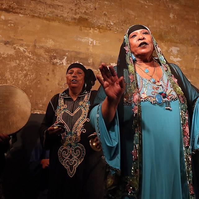 Concierto de Mazaher en Casa Árabe