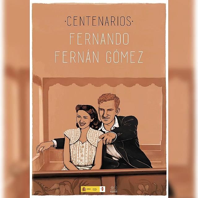 El último cómico: Fernando Fernán Gómez