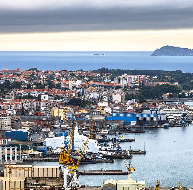 Vigo e Santos podem ser cidades-irmãs