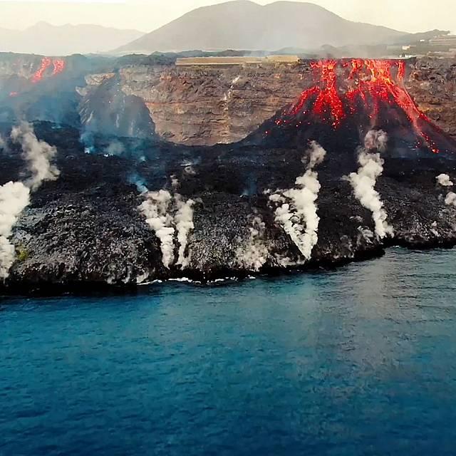 Vulcanógrafo compara situação em La Palma com Açores