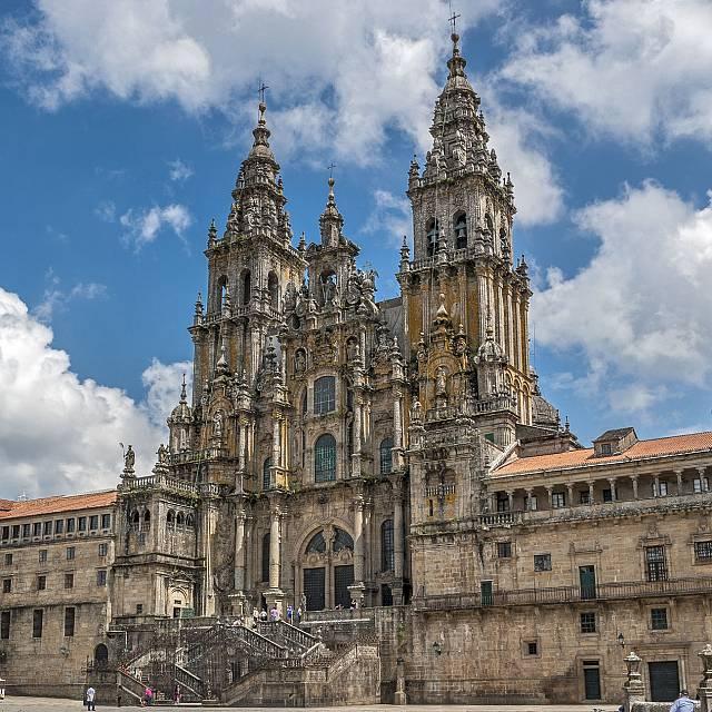 Brasileiro conta os encantos de Santiago de Compostela