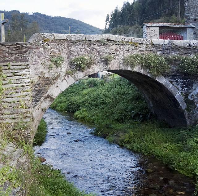 Viajamos a Galicia y hacemos la ruta del agua en Mondoñedo