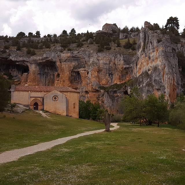 El Cañón del Río Lobos, Parque Natural en Burgos y Soria