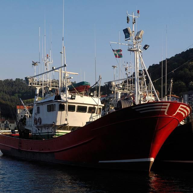 Pescadores europeos: cierre mercados a pescados noruegos