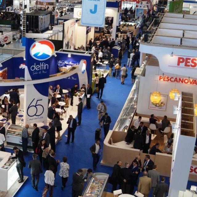 Feria Internacional de Productos del Mar Congelados