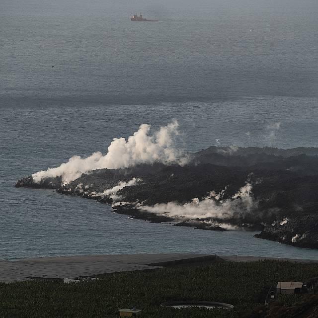 La fajana, la tierra que la lava ganó al mar
