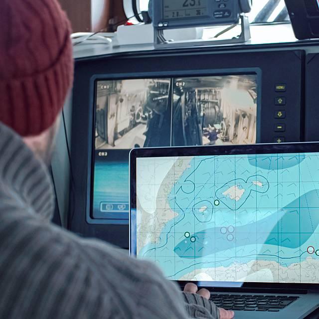 El camino hacia la digitalización de la pesca. La Pesca 4.0