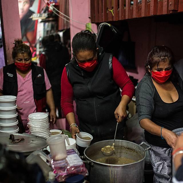 Ollas comunes en América Latina por el aumento de pobreza