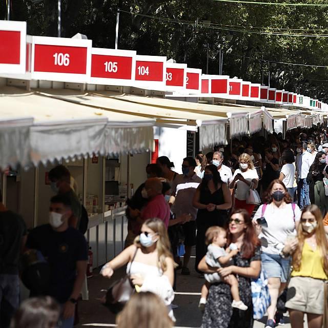 Novedades iberoamericanas en la Feria del Libro de Madrid