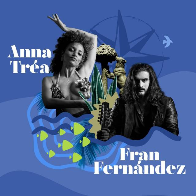 Anna Tréa y Fran Fernández