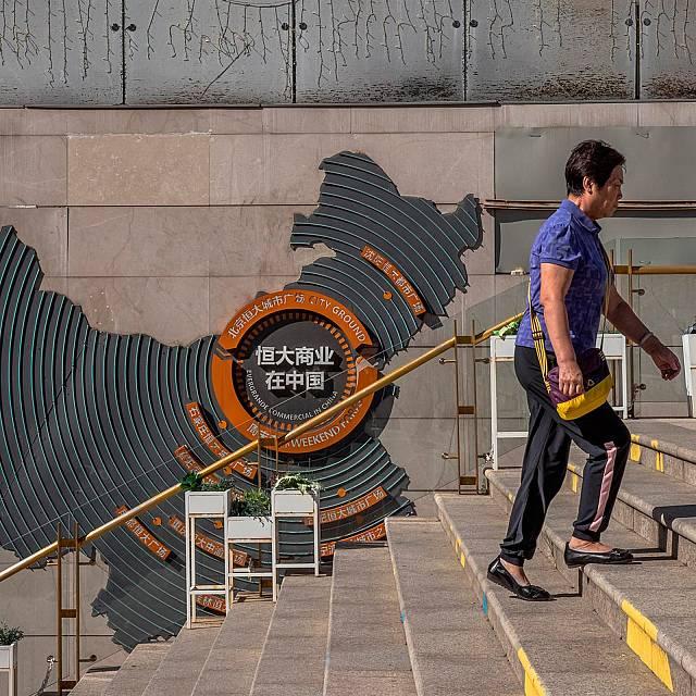 Evergrande encarna el fin del modelo de crecimiento chino