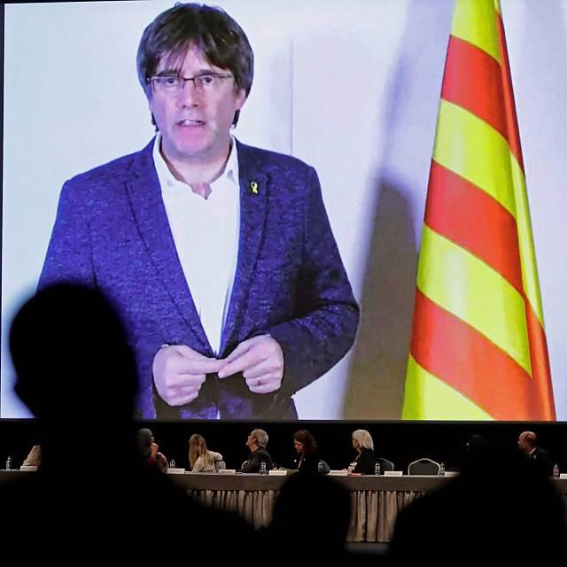 La complejidad del proceso al que se enfrenta Puigdemont