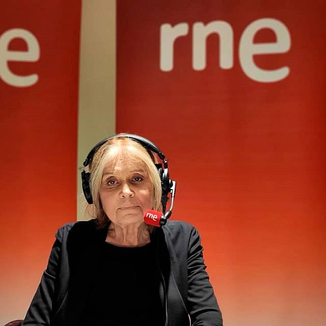 """Gloria Steinem: """"El enfado de las jóvenes está justificado"""""""