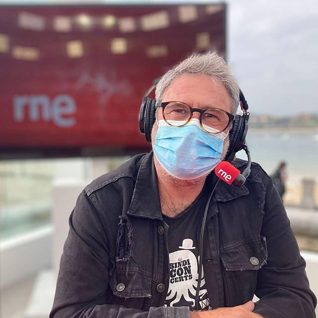 """Sergi López: """"Rodar en agua es muy complicado"""""""