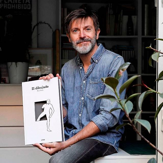 'El dibujado', el nuevo trabajo de Paco Roca