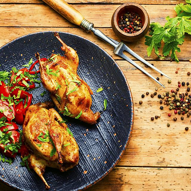 La receta de Pedro Subijana: palomas guisadas y asadas