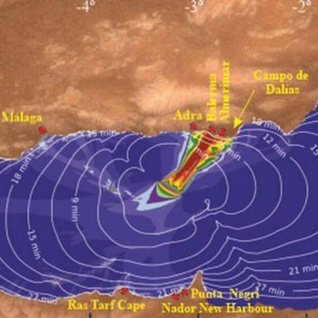 La falla Averroes: un riesgo de tsunami en el Mediterráneo