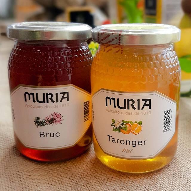 Rafel Muria: dos siglos de miel en su ADN
