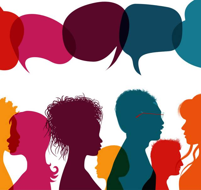 La personalidad y la compañía influye en nuestro lenguaje
