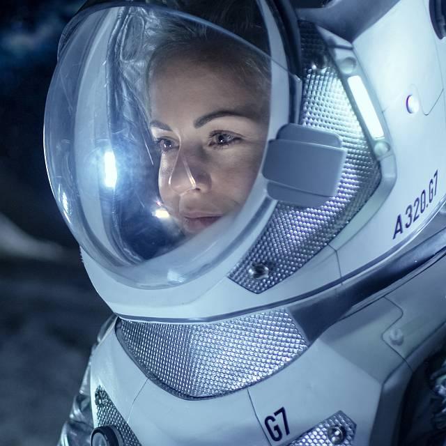 Ana Frutos, ingeniera en la ESA, en la Semana del Espacio