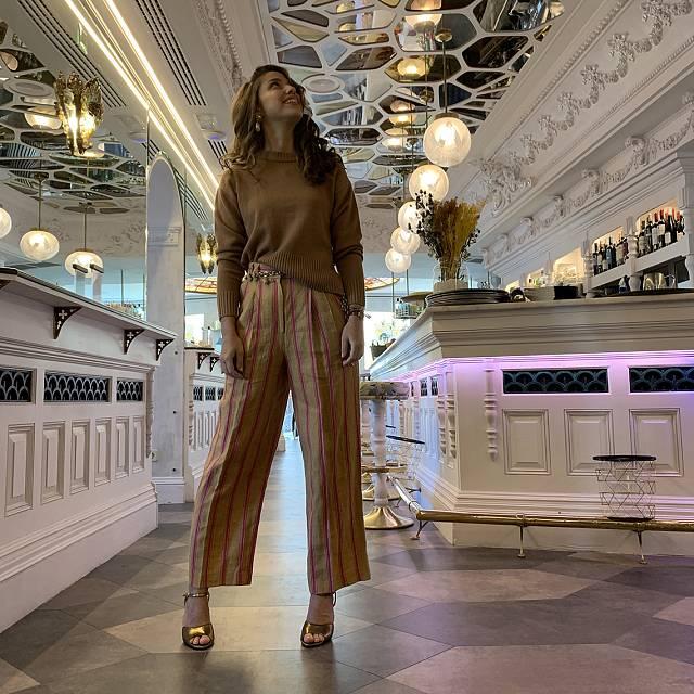 Lola Rua, diseñadora emocional en la feria Maison&Objet