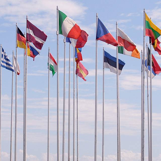 Vexilología: la ciencia de las banderas