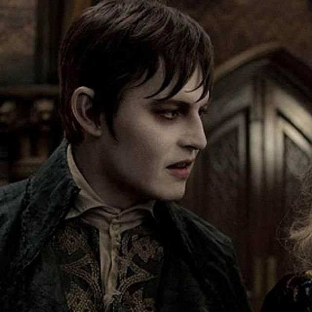 'Sombras tenebrosas', con Tim Burton y Johnny Depp