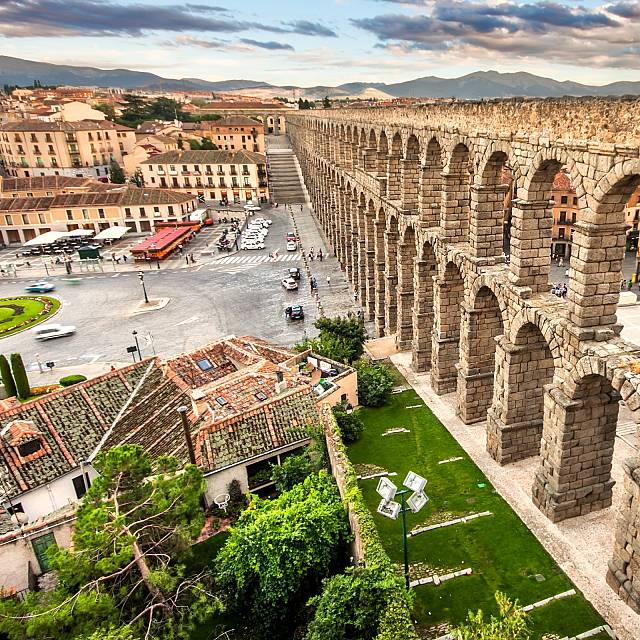Segovia, los secretos de la piedra