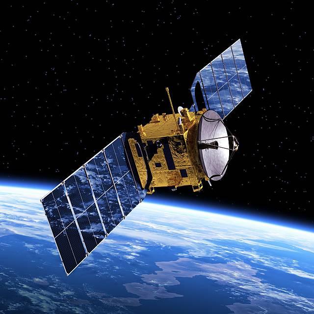 La revolución de los satélites