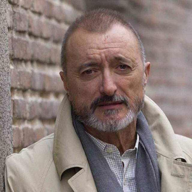 'El Italiano', la nueva novela de Arturo Pérez Reverte