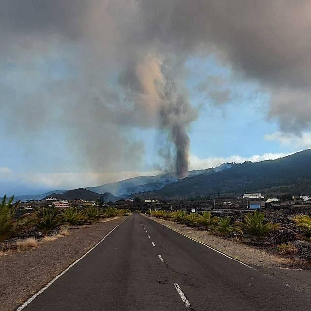 ¿Por qué se construyen casas sobre volcanes?
