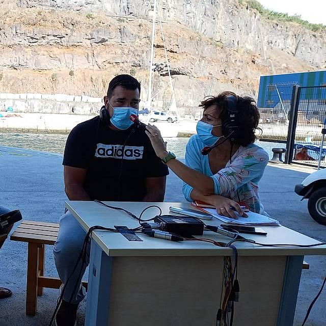 Los pescadores de La Palma no saben cuándo volverán a faenar