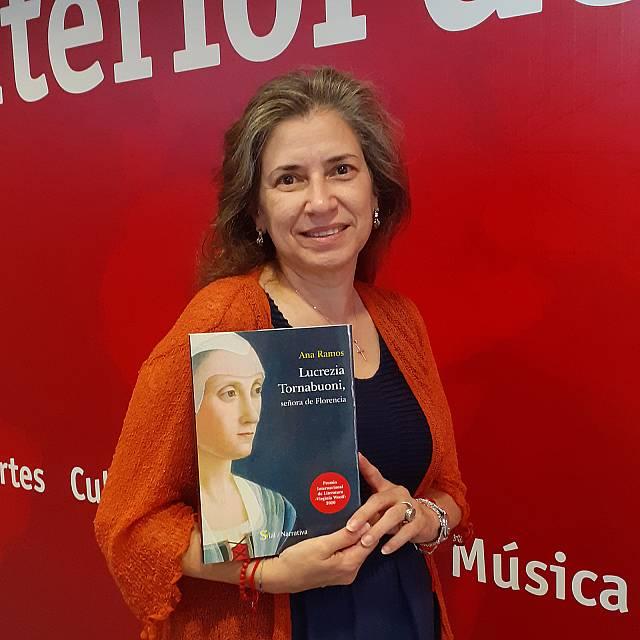 'Lucrezia Tornabuoni, señora de Florencia', de Ana Ramos